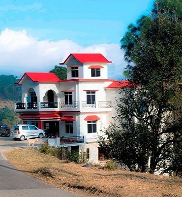 Hotel The Garhwali Inn